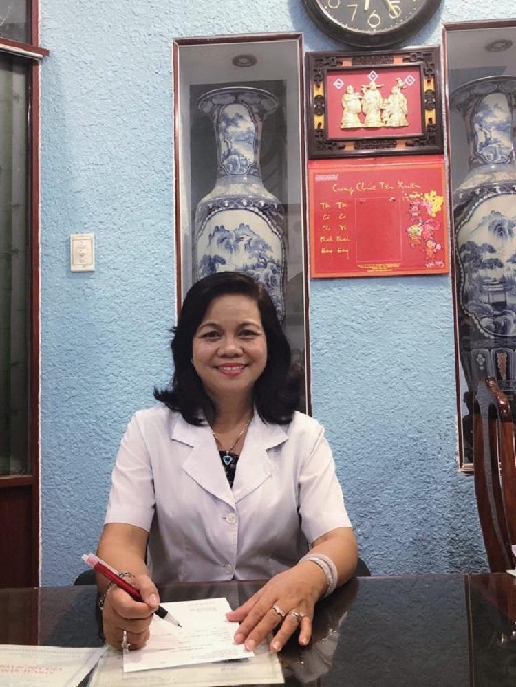 Bác sĩ Giang chuyên khoa Thần kinh