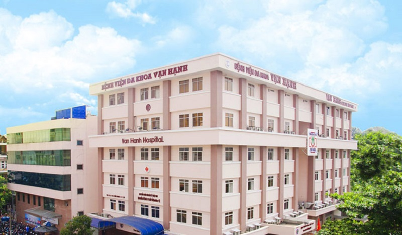 Bệnh viện Đa khoa Vạn Hạnh là phòng khám bệnh trị ở TPHCM uy tín