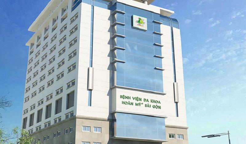 Bệnh viện Hoàn Mỹ Sài Gòn là phòng khám trĩ TPHCM uy tín