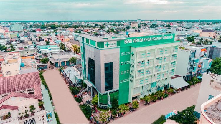 Bệnh viện Hoàn Mỹ là một trong các bệnh viện tư nhân ở tphcm