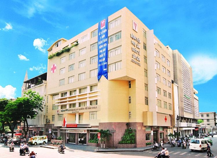 Bệnh viện Phụ Sản Quốc Tế Sài Gòn -là bệnh viện tư nhân TPHCM