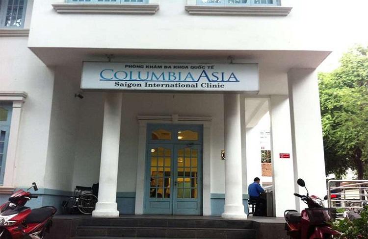 Bệnh viện Quốc tế Columbia Asia -bệnh viện tư nhân TPHCM