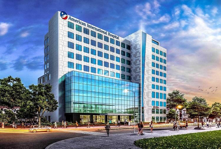 Bệnh viện quốc tế Mỹ - AIH là bệnh viện tư tốt nhất sài gòn
