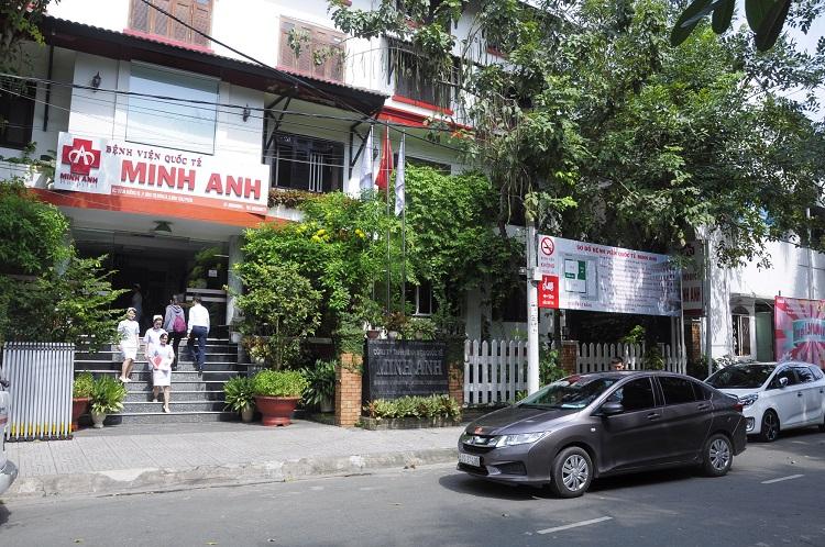 Bệnh viện quốc tế Minh Anh thuộc danh sách các bệnh viện tư nhân tại TPHCM