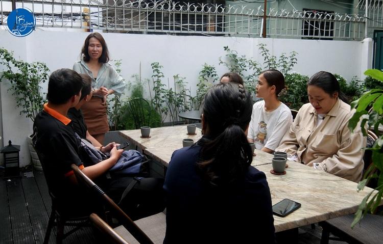 Pháp Ngữ Bonjour - Trung tâm dạy tiếng Pháp ở TPHCM