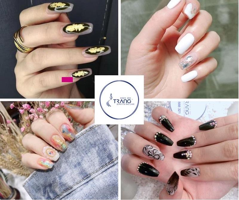 TRANG NAIL CARE là tiệm làm nail đẹp ở TPHCM