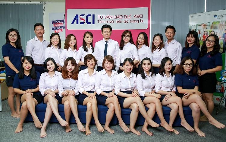 Công ty Tư vấn Giáo dục ASCI - trung tâm tư vấn du học Canada tại TPHCM