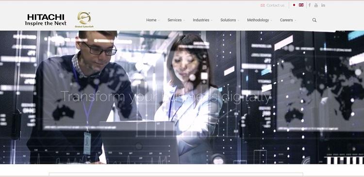 Hitachi Vantara (Global Cybersoft)