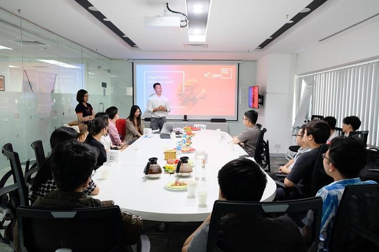 Công ty phần mềm hàng đầu Việt Nam Harvey Nash