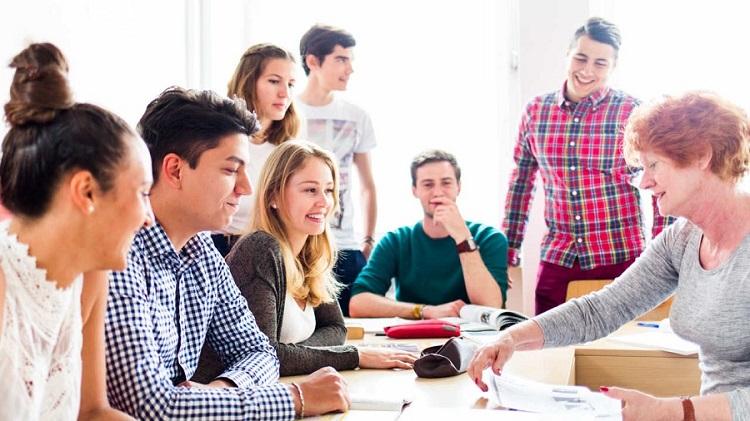 Học tiếng Đức cùng DF - trung tâm dạy tiếng Đức ở TPHCM