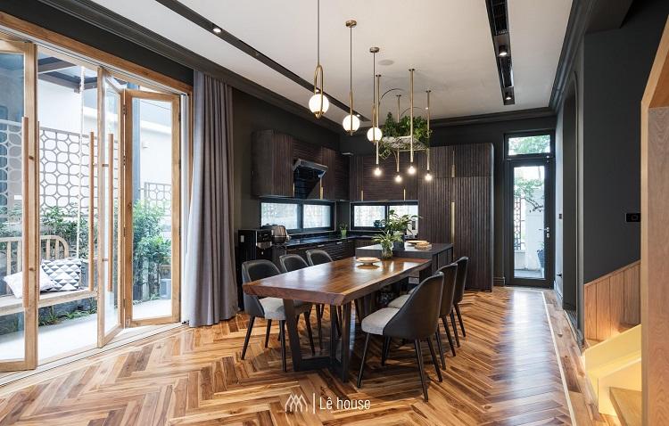 Công ty thiết kế và thi công Le House
