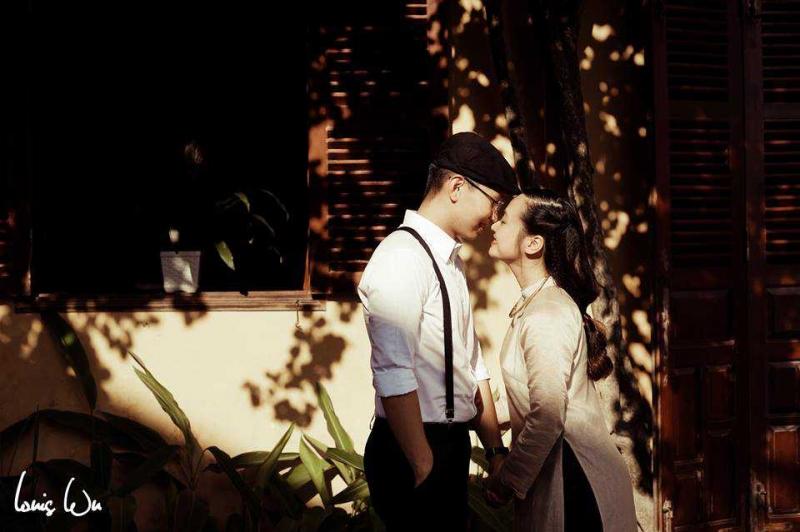Louis Wu Studio chụp hình cưới đẹp ở TPHCM