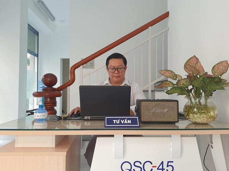 Trung tâm luyện thi đại học chất lượng cao QSC-45