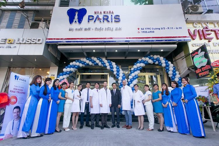 Nha khoa Paris - nhổ răng khôn ở đâu TPHCM