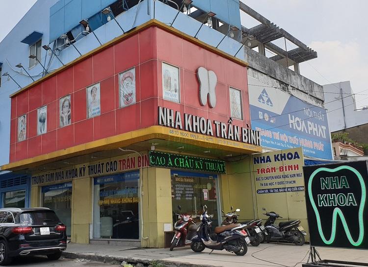 Nha khoa Trần Bình