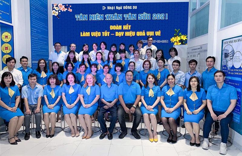 Ngoại ngữ Đông Du là trung tâm dạy tiếng Nhật ở TPHCM uy tín