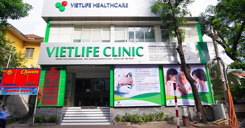 Phòng khám Vietlife Sư Vạn Hạnh là phòng khám bệnh trĩ ở TPHCM uy tín