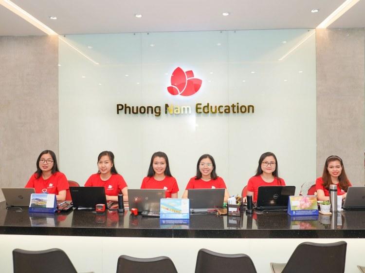 Phương Nam education là trung tâm dạy tiếng Pháp ở TPHCM