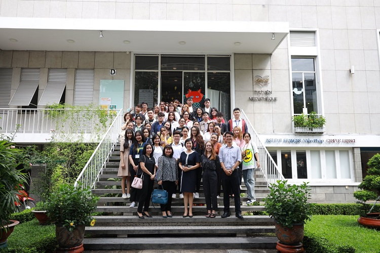 Viện Trao đổi Văn hóa với Pháp là nơi học tiếng Pháp ở TPHCM uy tín (IDECAF)