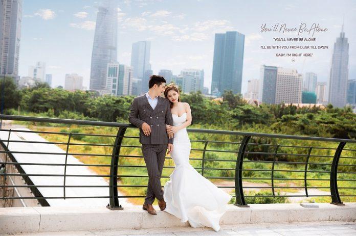 Studio chụp ảnh cưới đẹp tại TPHCM