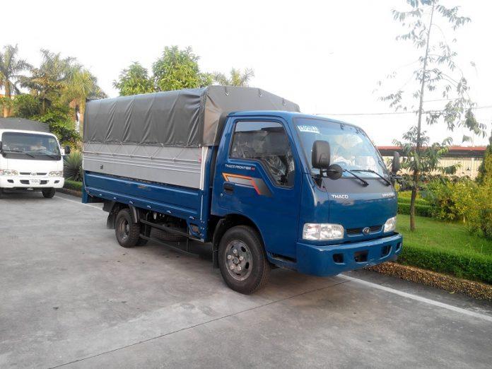 Taxi tải HCM
