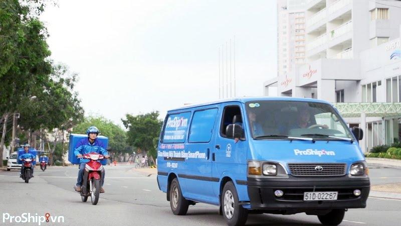 Công ty vận chuyển PROSHIP là công ty taxi tải HCM uy tín và chuyên nghiệp