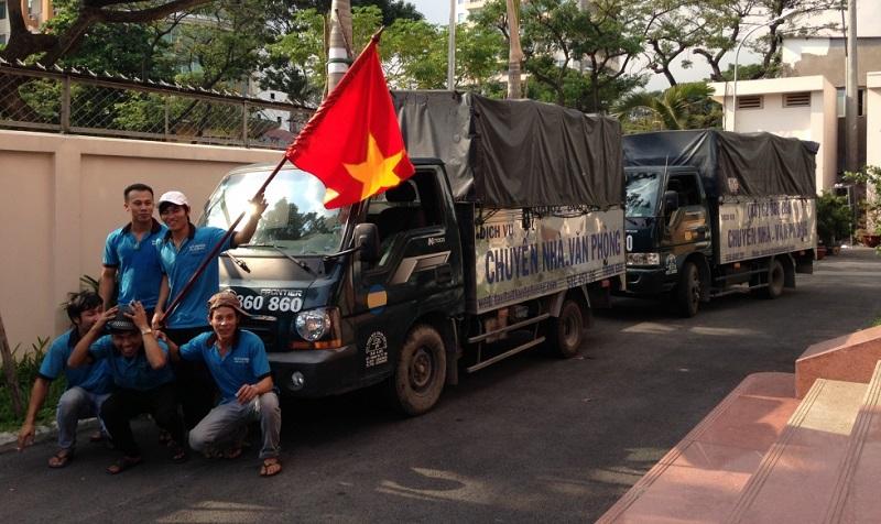 Taxi tải Thành Phương