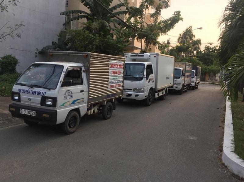 Taxi tải vận chuyển trọn gói 247