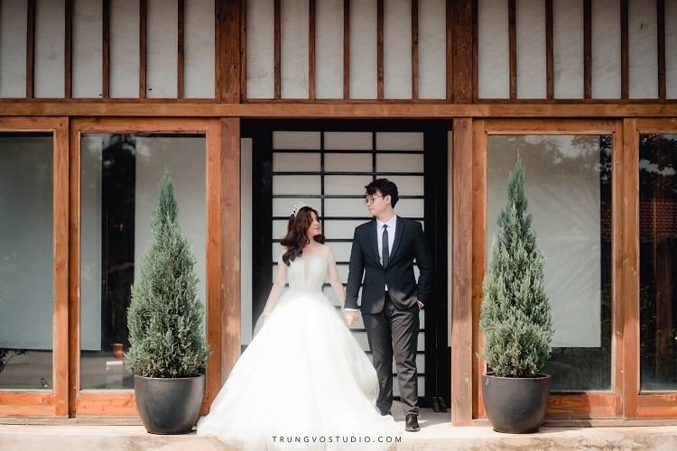 Trung Võ Studio là studio chụp ảnh cưới đẹp ở thành phố Hồ Chí Minh