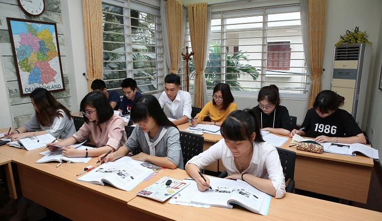 Trung tâm dạy tiếng Đức HALLO - học tiếng Đức uy tín ở TPHCM