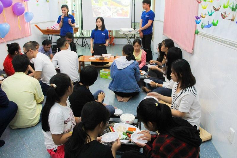 Trường Nhật Ngữ Lapis là trung tâm dạy tiếng Nhật ở TPHCM tốt nhất