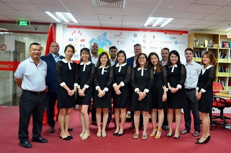 Trung tâm tư vấn du học CEI - Trung tâm tư vấn du học Canada uy tín TPHCM