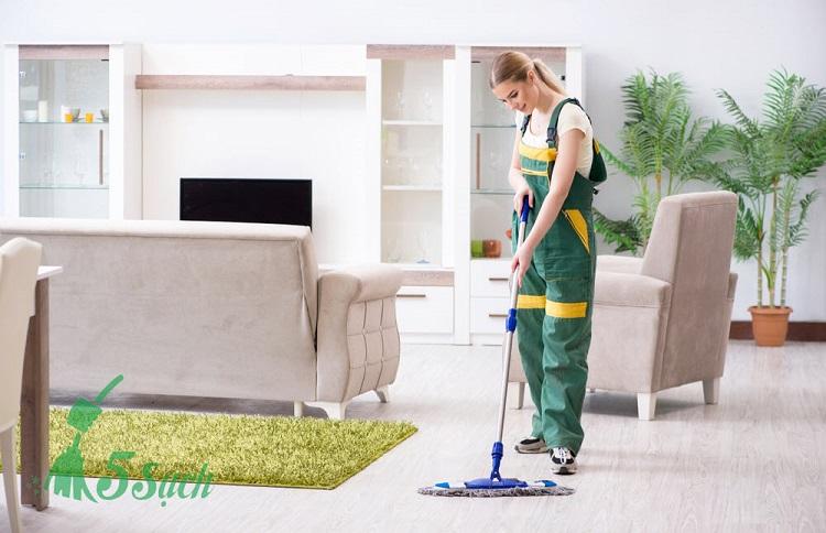 Dịch vụ vệ sinh 5 Sạch
