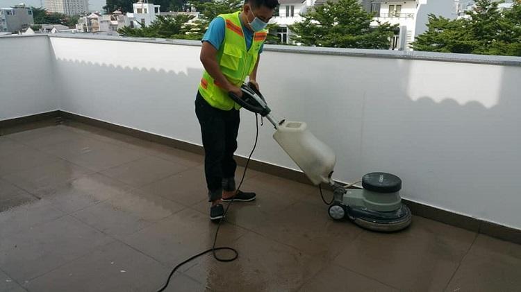 Dịch vụ vệ sinh công nghiệp Sao Việt