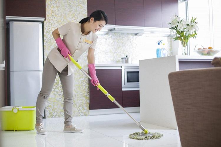 Công ty dịch vụ vệ sinh nhà sạch 24h