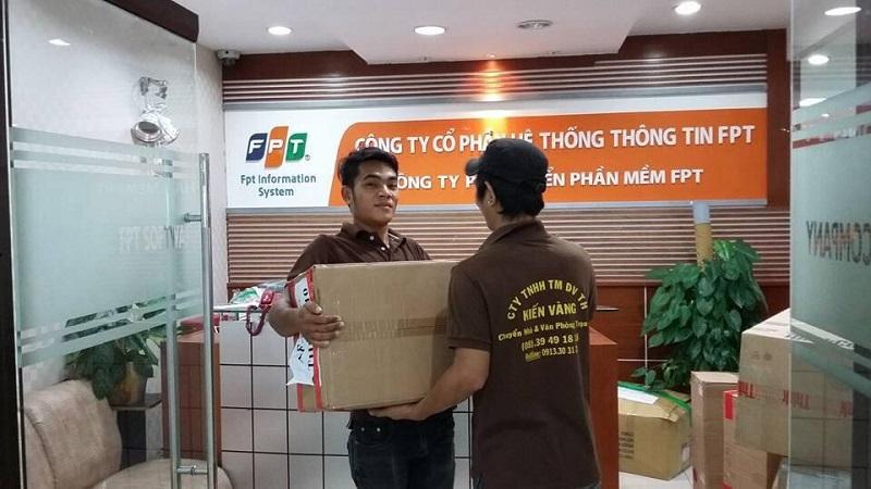 Kiến Vàng HCM đơn vị cung cấp dịch vụ chuyển văn phòng tphcm