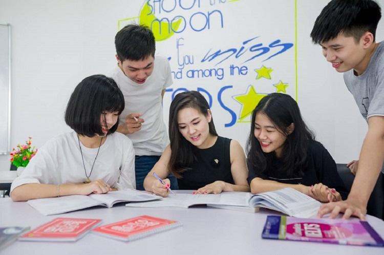 Trung tâm ngoại ngữ tiếng Pháp Kyna là tung tâm dạy tiếng Pháp tốt nhất TPHCM