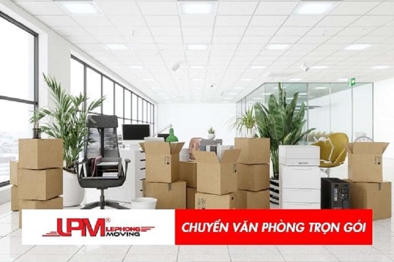Lê Phong Moving - dịch vụ chuyển văn phòng tphcm