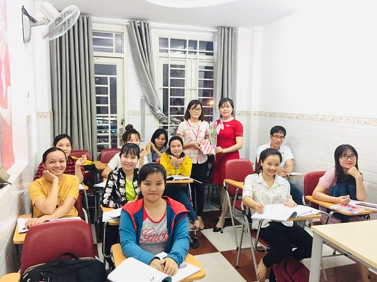 Trung tâm tiếng Pháp SaiGon Vina - Trung tâm dạy tiếng Pháp ở TPHCM