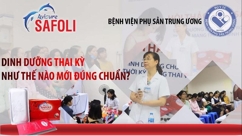 Phòng khám Dinh dưỡng TPHCM – BS. Trần Lan Hương