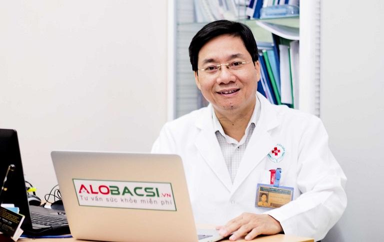 TS.BS Trương Hoàng Minh