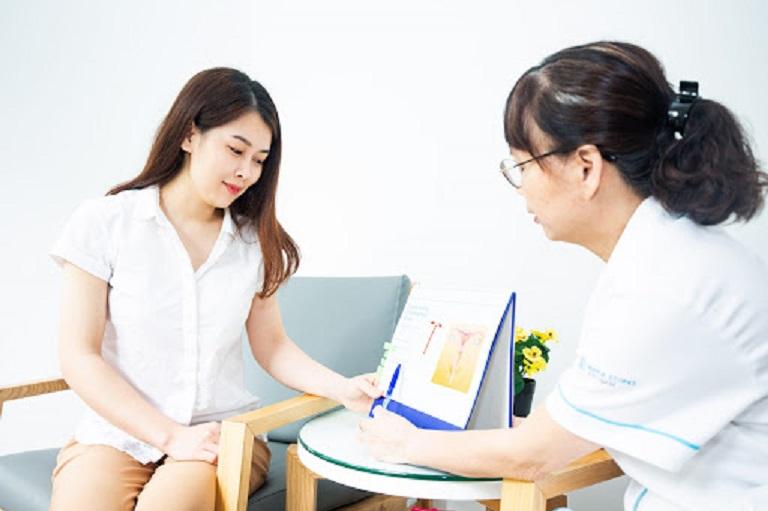 Bác sĩ dinh dưỡng giỏi ở TpHCM – BS. Lê Thị Bích Nga
