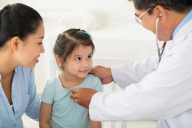 PGS.TS.BS Nguyễn Minh Phúc - Bác sĩ giỏi về hô hấp Nhi