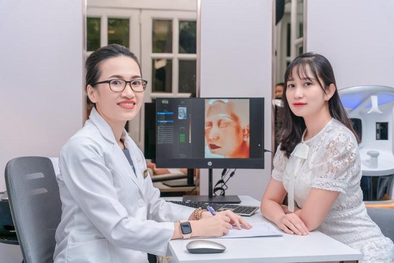 BSCK I Tô Lan Phương là bác sĩ da liễu trị mụn giỏi ở tphcm