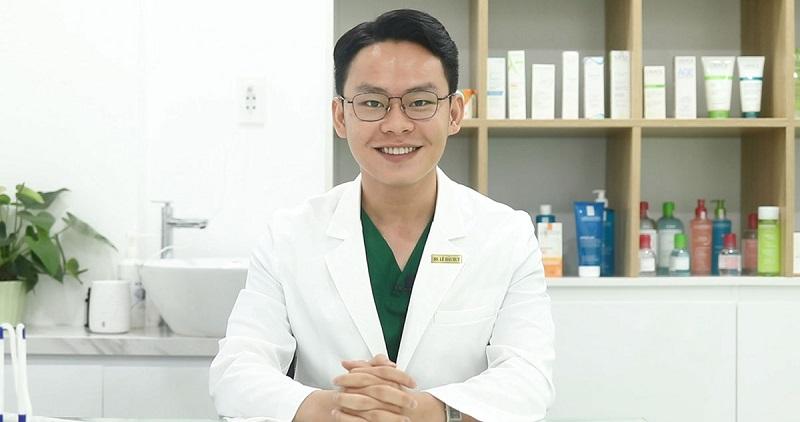 Bác sĩ trị mụn giỏi ở THCM Lê Hải Huy