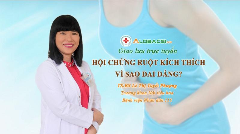 Bác sĩ giỏi về tiêu hóa ở Sài Gòn - Lê Thị Tuyết Phượng