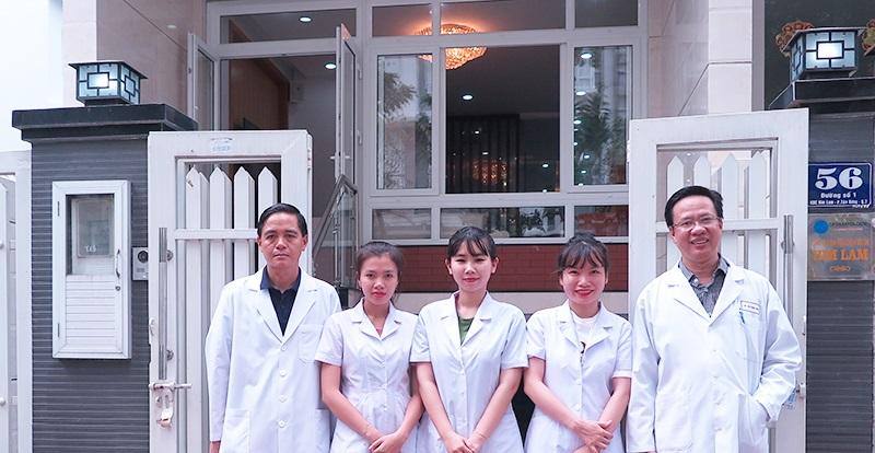 TS.BS Ngô Minh Vinh là bác sĩ trị mụn giỏi ở tphcm