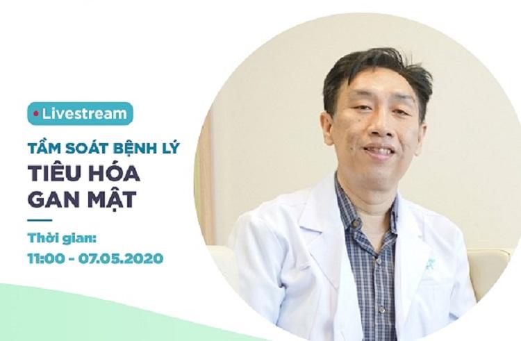 Bác sĩ chuyên khoa II Trần Ngọc Lưu Phương là bác sĩ tiêu hóa giỏi tphcm
