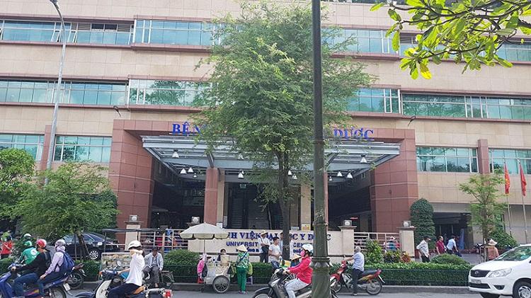 Bệnh viện Đại học Y dược - khám dạ dày ở đâu tốt tphcm