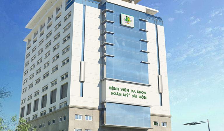 Bệnh viện Hoàn Mỹ Sài Gòn là một trong các bệnh viện lớn ở thành phố hồ chí minh